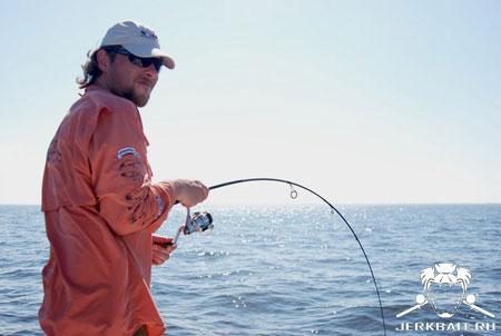 Tuna pulls