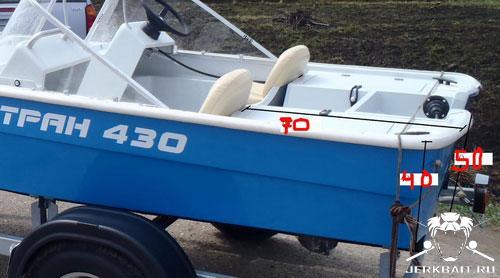 Katran 430 cc 2