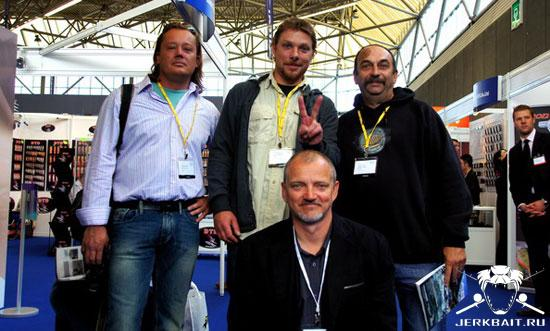Angler Ukraine + Piskorsky
