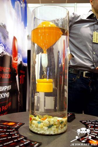 Water buoy