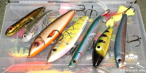 Top Lures Daiwa 2012