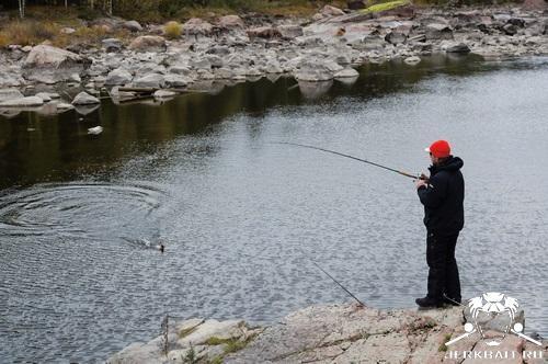 Fishing finland