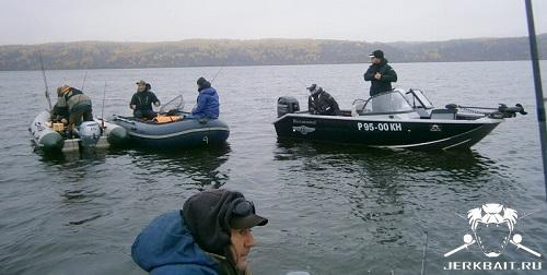 Boat spliv