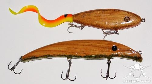 Zauer Oak lures